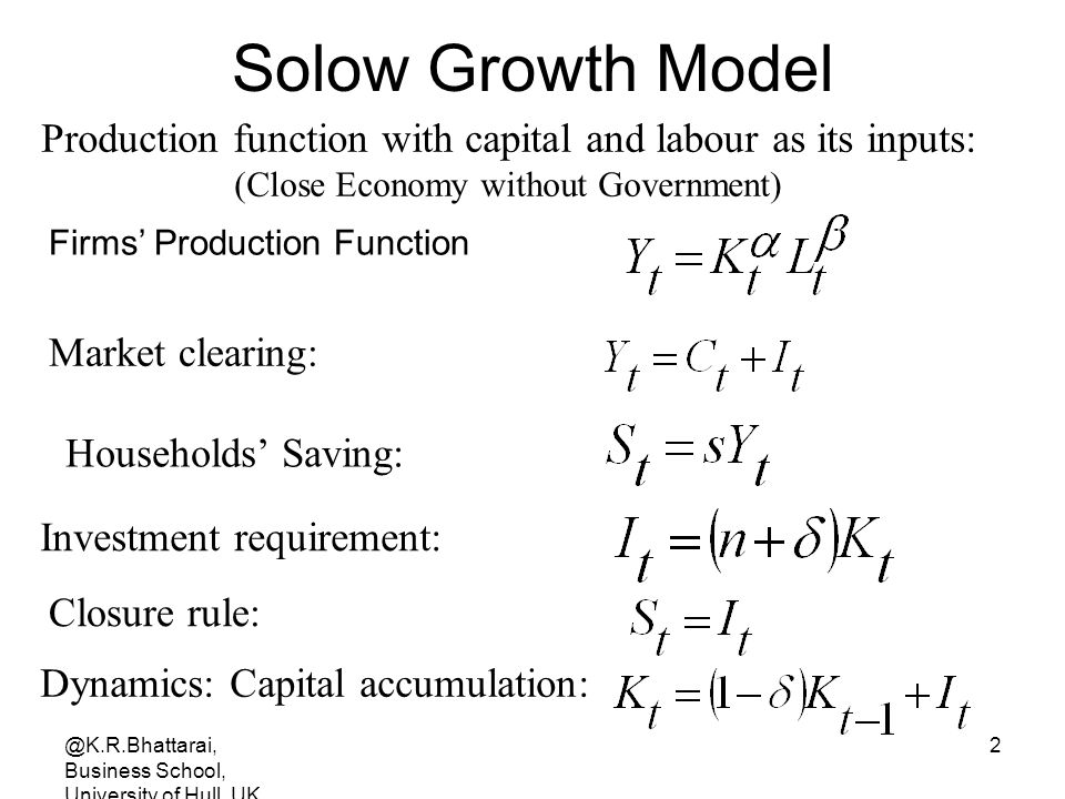 what is the relationship between household savings and economic growth Perhaps the most important topic in economics is the determinants of sustained growth for an economy the arithmetic of compound interest tells us that even a small addition to the annual economic growth rate creates huge improvements in living standards for subsequent generations.